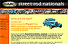 street rod nationals website